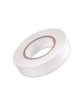Изолента ПВХ 18 мм белая (18 м) Lebron