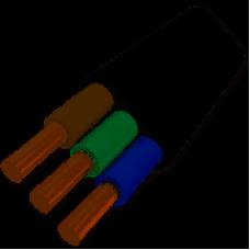 Кабель ВВГ-Пнг 3х2,5 ЗЗЦМ