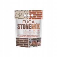 Затирка для швов FUGA STONEMIX, белая, Polimin, 5 кг