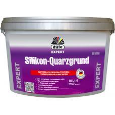 Силиконовая грунтовка Dufa Silikon Quarzgrund DE 816 10 л