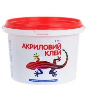 Акриловый универсальный монтажный клей POLIMIN, 6 кг