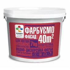 Краска акриловая фасадная Element 14 кг