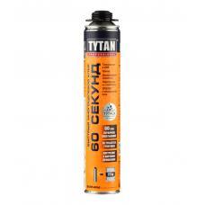 Tytan Professional быстрый универсальный пено-клей 60 секунда GUN 750мл