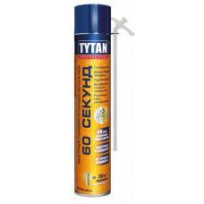 Tytan Professional быстрый универсальный пено-клей 60 секунд (ручная) Std 750мл