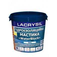 Мастика гидроизоляционная акриловая суперэластичная Lacrysil (12 кг)