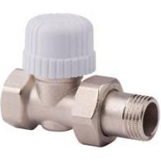 Вентиль радиаторный термостатический прямой (20 мм)