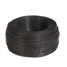 Проволока вязальная 1,2 мм черная