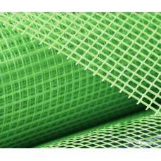 Сетка стекловолоконная LATYMER ECONOMIC 160, 5х5 1м х 50 м зеленая