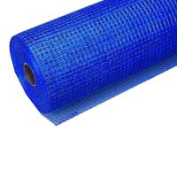 Сетка штукатурная фасадная 5 х 5 мм (1 х 50 м) 145 г/кв. м рулон