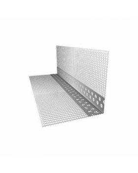 Алюминиевый уголок для фасадной штукатурки (2,5 м)