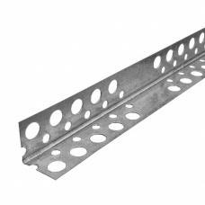 Уголок перфорированный  20 х 20 мм усиленный (3,0м)