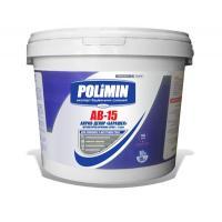POLIMIN AB-15 акриловая штукатурка «барашек» 25кг