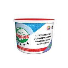 "Штукатурка декоративная акриловая ""Anserglob"" камешковая (25 кг)"