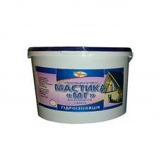 Битумная мастика гидроизоляционная МГ (10 кг)
