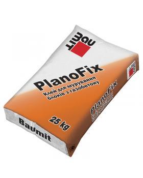 Смесь для кладки газобетонных блоков  Baumit PlanoFix 25кг