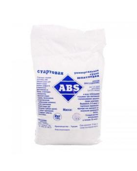 ABS  Шпатлёвка стартовая 5 кг