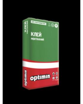 Кладочная смесь Optimin для газоблока (25 кг)