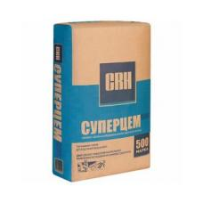 "Цемент ""Суперцем плюс"" ПЦII/А-Ш-500 25 кг (56м/пал)"