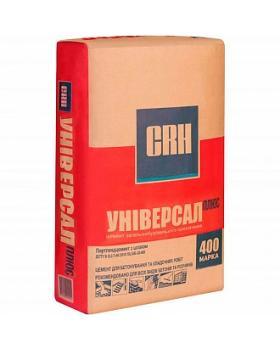 "Цемент ""Универсал плюс"" ПЦII/Б-Ш-400 25 кг (56м/пал)"